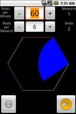 CasaDelGato MetroGnome- screenshot
