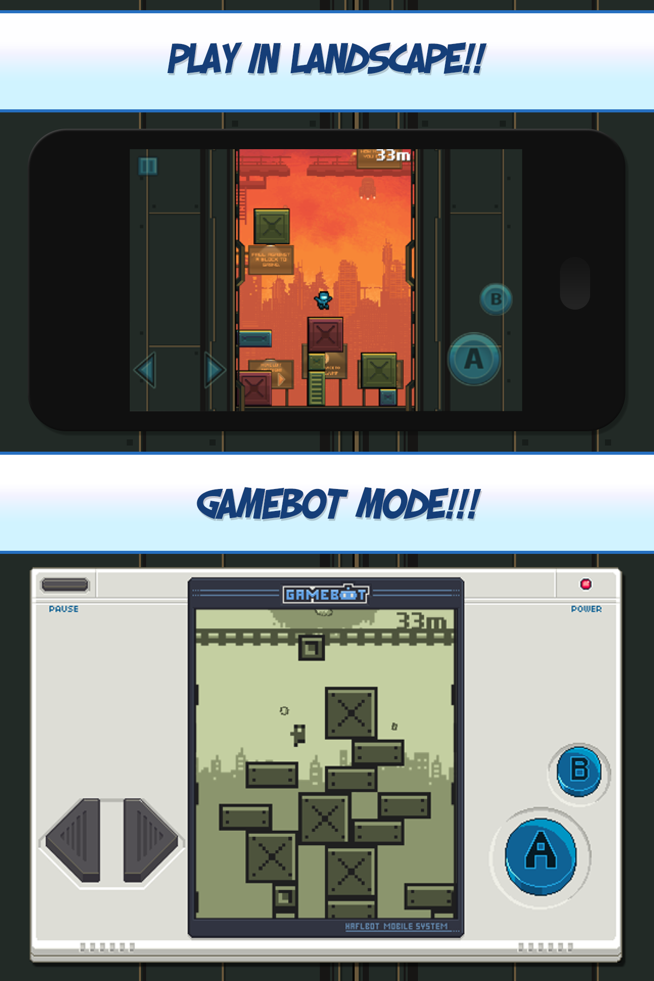The Blocks Cometh screenshot #4