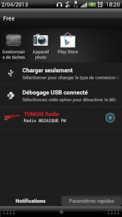 RADIO TUNISIE- screenshot thumbnail