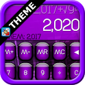 SCalc theme Jelly Purple icon