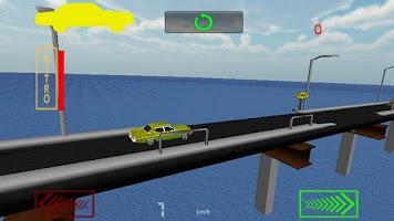 Screenshot of Muscle Car Trial