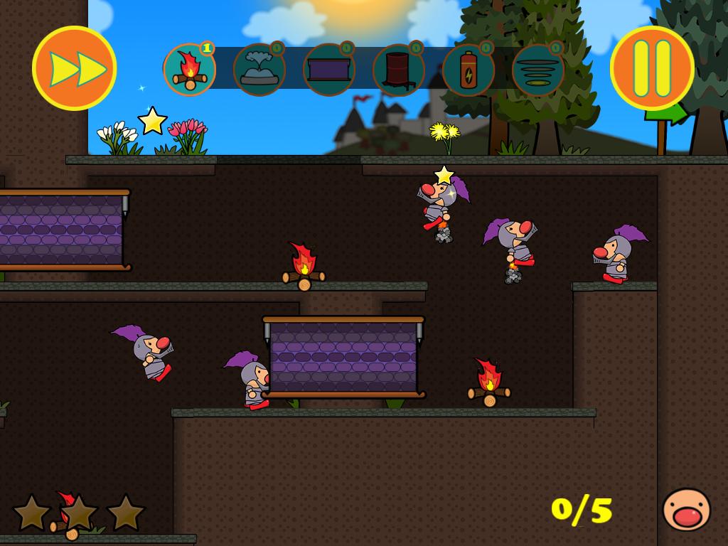 Wobbles - screenshot