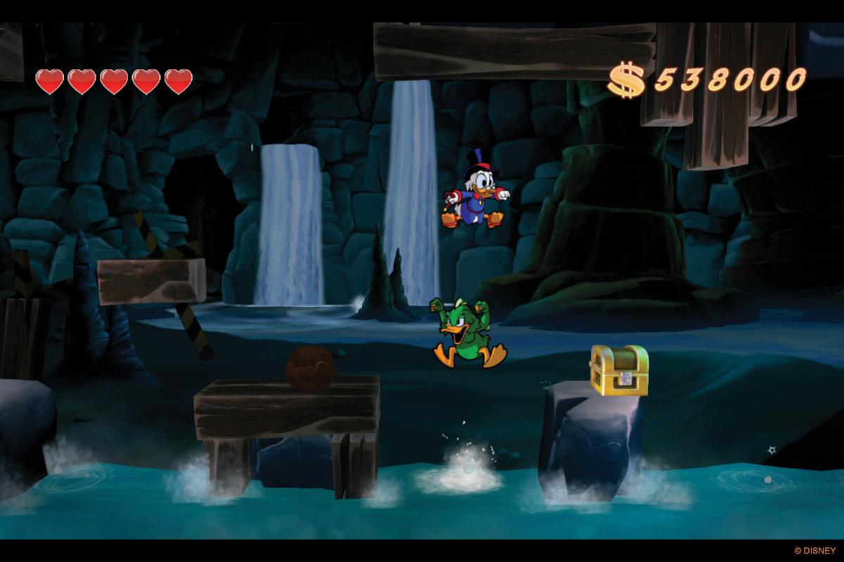 DuckTales: Remastered screenshot #23