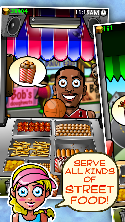 Streetfood Tycoon - screenshot