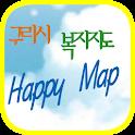 구리 복지지도 (어린이집 검색) - Happy Map icon