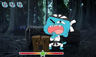 Screenshot of Gumball Minigames Lite