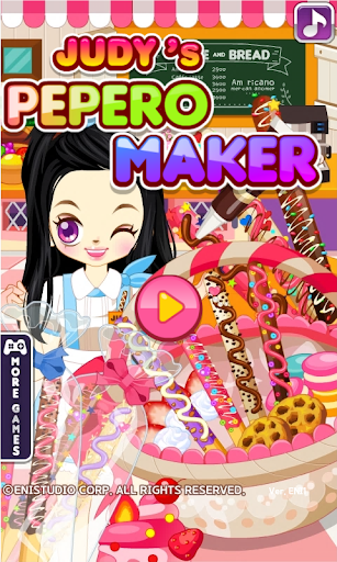 Judy's Pepero Maker - Cook