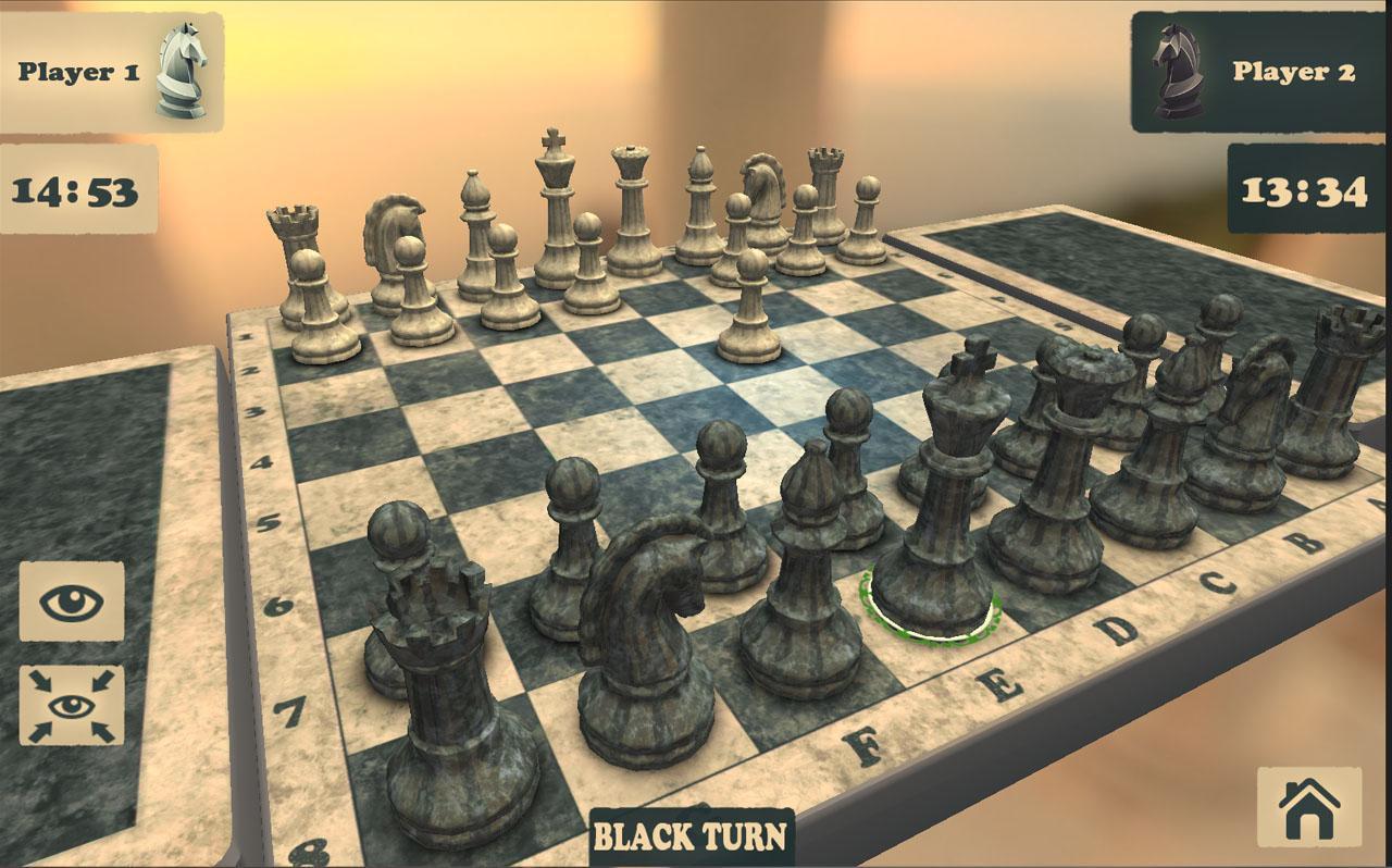 Chess Fusion Free - screenshot