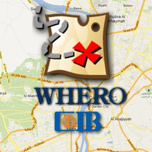 Whero - CIB (Egypt) 旅遊 LOGO-阿達玩APP