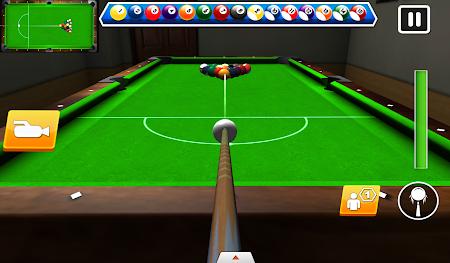 Real Snooker Billiard Pool Pro 1.0.1 screenshot 315571