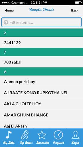 免費下載音樂APP|Bangla Chords app開箱文|APP開箱王