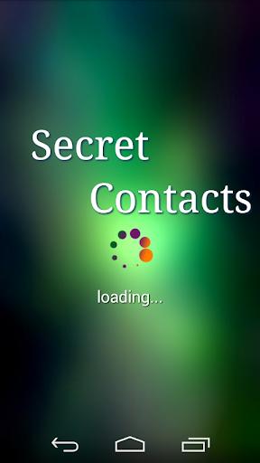 Secret Contacts