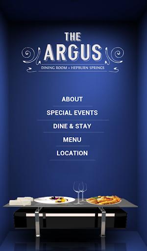 The Argus Diningroom