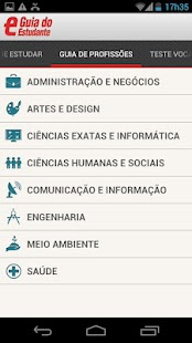 Guia do Estudante - screenshot thumbnail