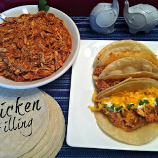 Chicken Filling Recipes.