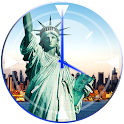 New York Clock icon