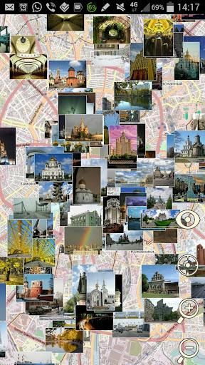 Panoramio over OpenStreetMap