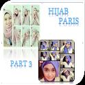 Tutorial Hijab Paris 3 icon