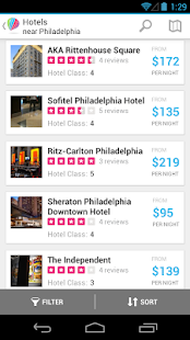 Philadelphia City Guide - screenshot thumbnail