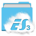 ES File Explorer  File Manager logo