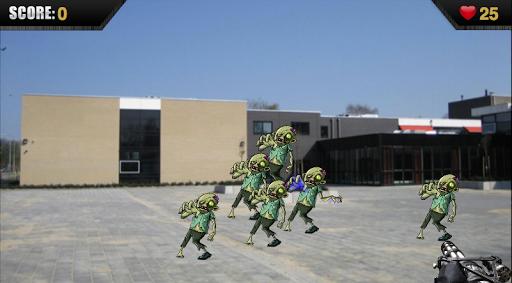 Walking Dead Hondsrug College