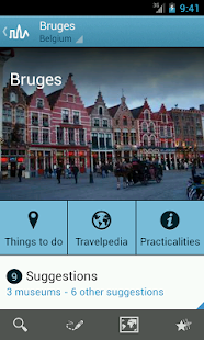 Belgium Travel Guide - screenshot thumbnail