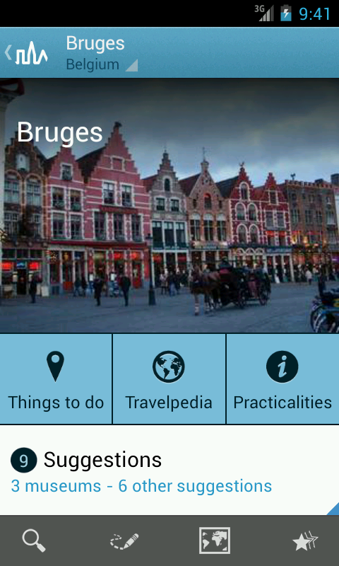 Belgium Travel Guide - screenshot