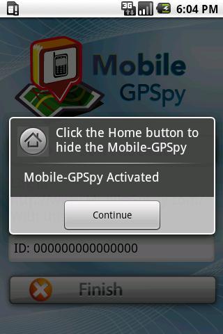 GPS Spy MobileGPSpy v4.0.11 Apk