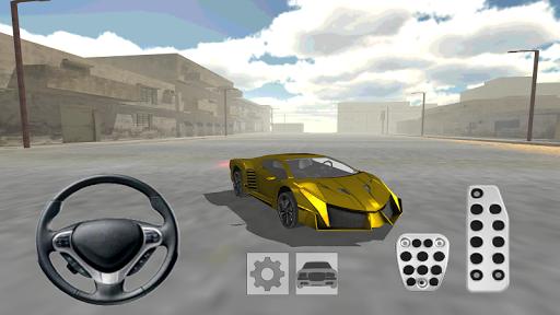 先進的肌肉車模擬器|玩賽車遊戲App免費|玩APPs