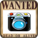 Wanted Poster Marker icon