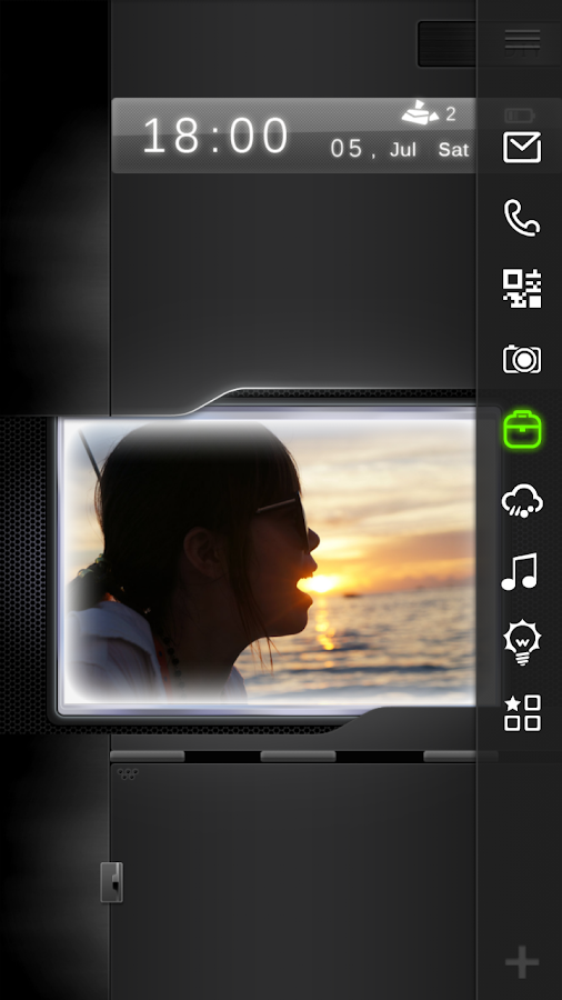 Photo Memory Live Locker Theme - screenshot