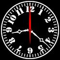 Entwerfen analoge Uhr icon