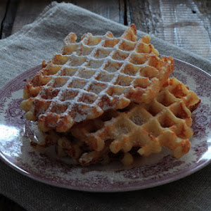 Fat Tuesday Express Buttermilk Waffles (without Rest Periods)