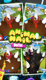 Animal Nail Doctor- screenshot thumbnail