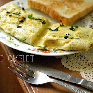 Cheese Omelet.