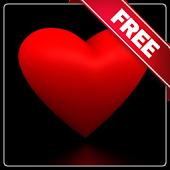 Rotating Valentine heart lwp
