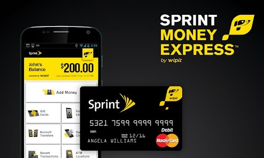 Sprint Money Express- screenshot thumbnail