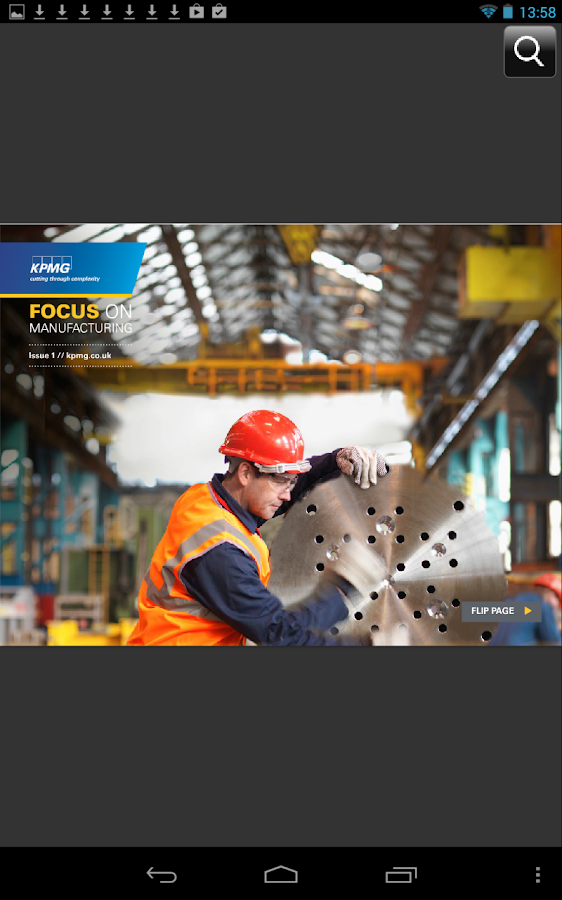 FOCUS ON Manufacturing - screenshot