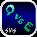 SMS templates 名言鬥藉口 (Q VS E) logo