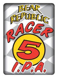 Logo of Bear Republic Racer 5 IPA