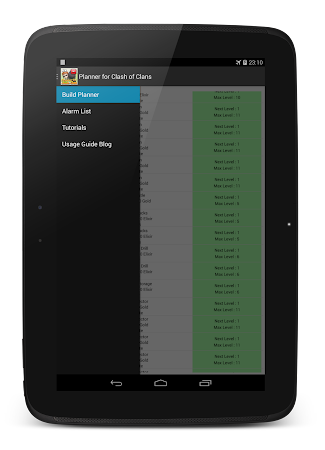Planner for Clash of Clans 1.0.8 screenshot 97654