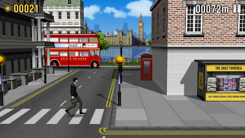 The Ministry of Silly Walks Screenshot 2
