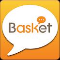 바스켓 – 쇼핑, 가격비교, 소셜쇼핑, 패션 icon