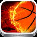 Hoops World Basketball Game icon