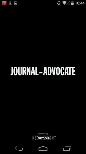 Journal Advocate