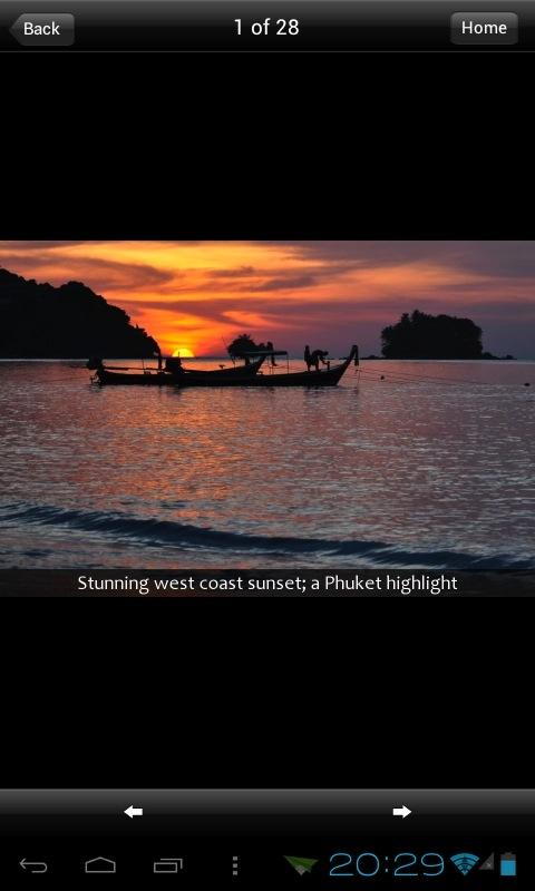 Phuket Travel - Gulliver's- screenshot