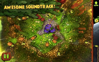 Screenshot of Ant Raid