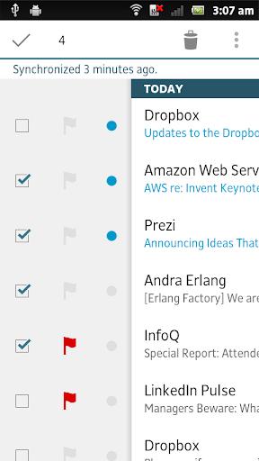【免費通訊App】MailDroid - Email Application-APP點子