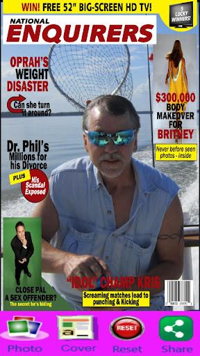 Magazine Cover FREE version