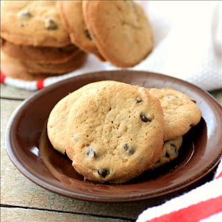 Cookie Butter Chocolate Chip Cookies.